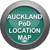 AUCKLAND Location MAP of Business PoDs in Auckland