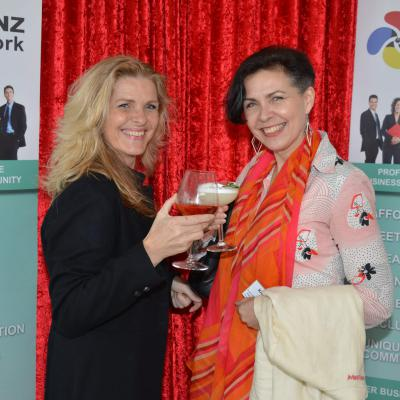 Esther van de Poll & Kathryn George - Ponsonby-Grey Lynn Business PoD