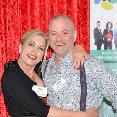 Jayne Albiston & Grant Dicskon - Directors PoD AU-NZ Business Network