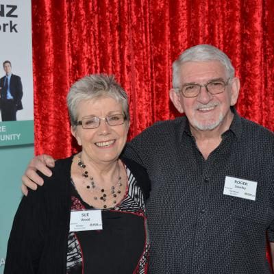 Sue Wood & Roger Saxelby - Mt Eden Business PoD