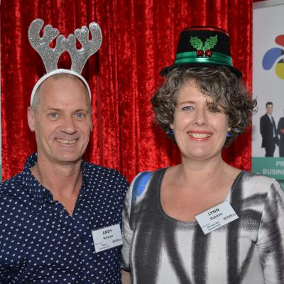 Andy & Lynn Rolston - Remerua-Newmarket Business PoD + Mairangi Bay Business PoD