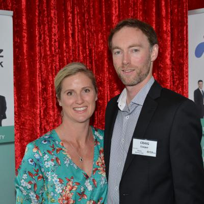Hayley& Craig Cooper- Albany Business PoDHayley