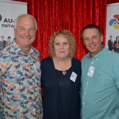 David Burton - Mission Bay Business PoD + David Perreau & Sonia Neely - Takapuna Business PoD
