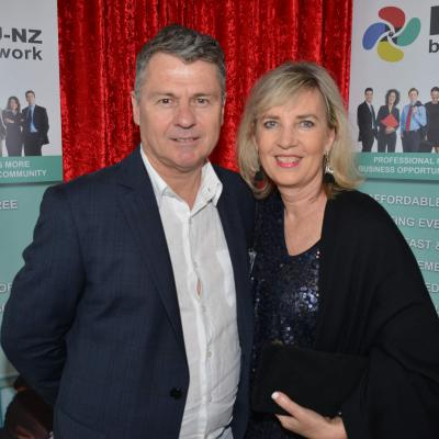 Phil & Steph Johnstone - St Georges Bay Business PoD