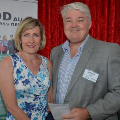 Cindy & Warren Suttie - Takapuna Business PoD