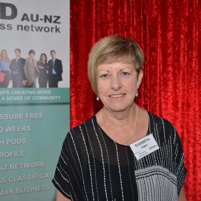 Elizabeth Auger - New Lynn Business PoD
