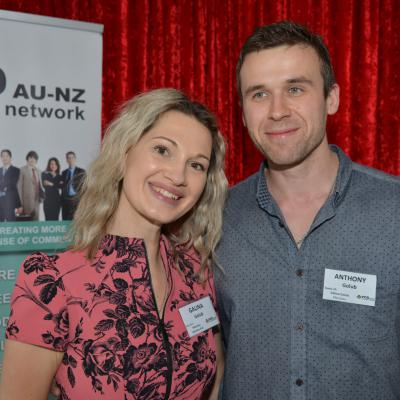 Galina & Anthony Golub - Manukau Business PoD