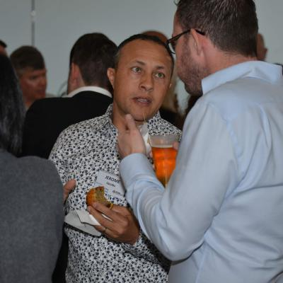 Jerome Jacobs - Mairangi Bay Business PoD + Kyle Greig - Britomart Business PoD