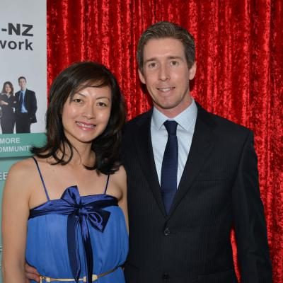 Michael & Christine Drinnan - Remuera-Newmarket Business PoD