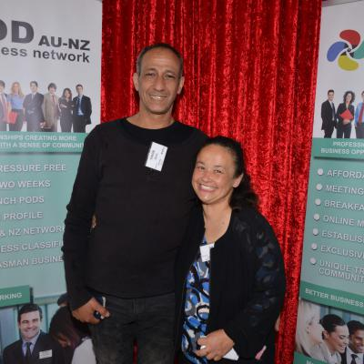 Julie King & Yinon Shimi - Albany Business PoD