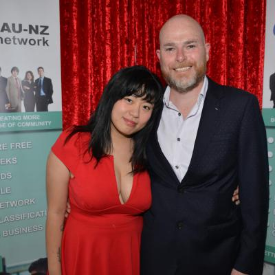 Rainie & Simon Hebrides - Britomart Business PoD