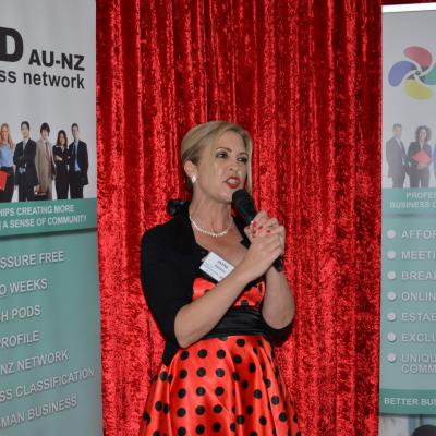 Jayne Albiston - PoD AU-NZ Business Network
