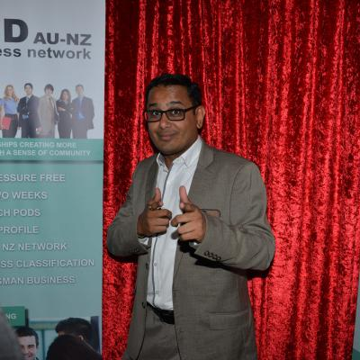 Hemant Parikh - Manukau Business PoD